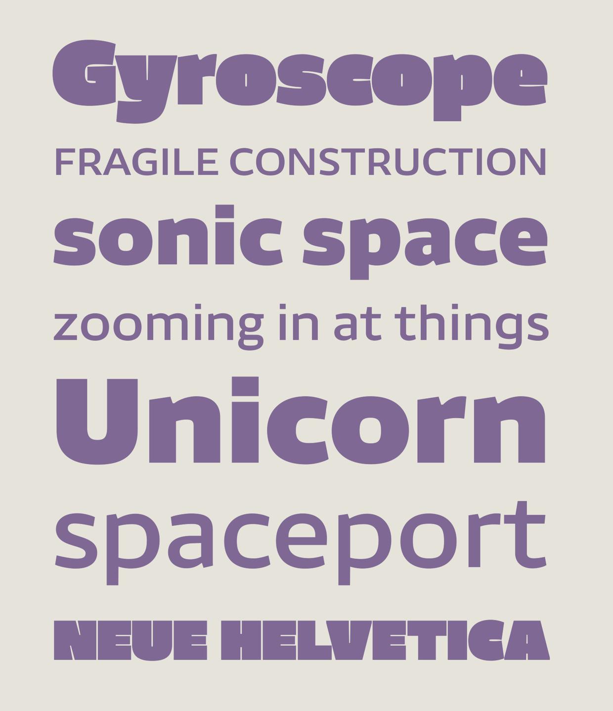 Futon typeface